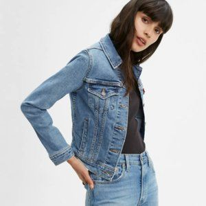 Levi's Premium Original Trucker Denim Jacket